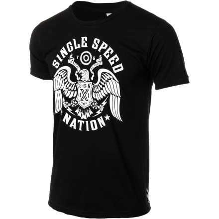 Twin Six Single Speed Nation T-Shirt