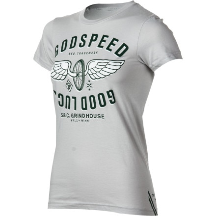 Twin Six Godspeed T-Shirt - Short-Sleeve - Women's