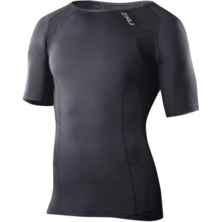 Compression Top - Short-Sleeve - Men's 2XU
