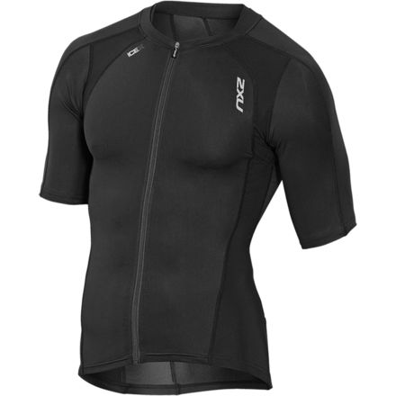 Compression Sleeved Tri Top - Men's 2XU