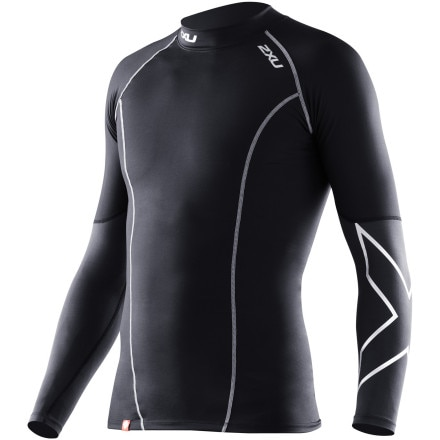 2XU Elite Compression Top - Long Sleeve - Men's