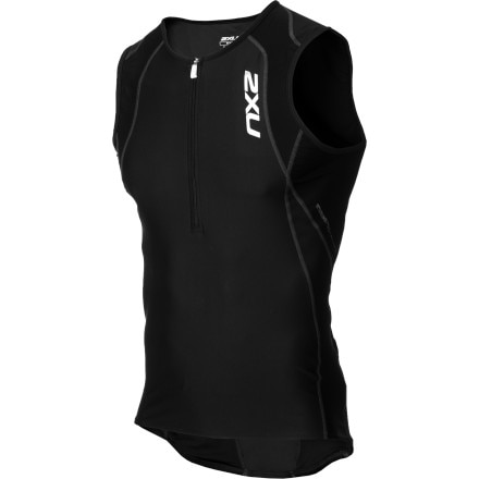2XU Long Distance Men's Tri Singlet