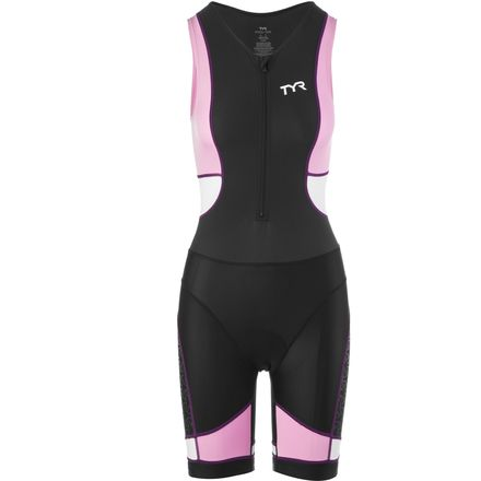 TYR Competitor Front Zipper Tri Suit - Women's