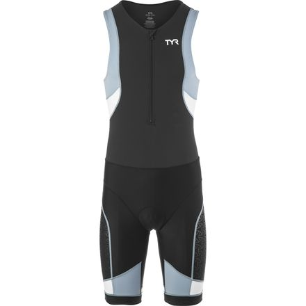 TYR Competitor Front Zipper Tri Suit - Men's