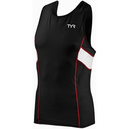 TYR Carbon Men's Tri Tank