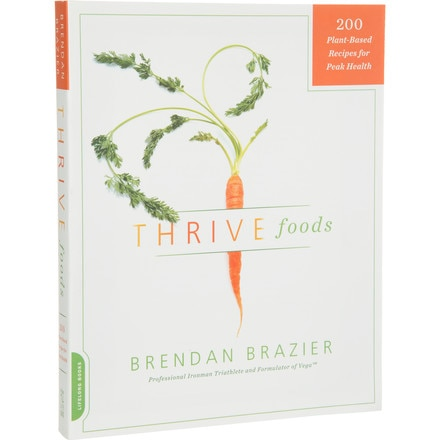 Vega Thrive Foods Book
