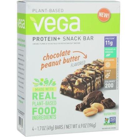 Protein Plus Snack Bar - 4-Pack Vega