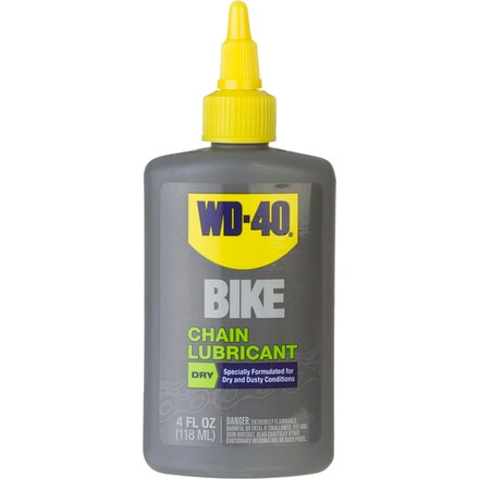 Bike Dry Lube WD-40