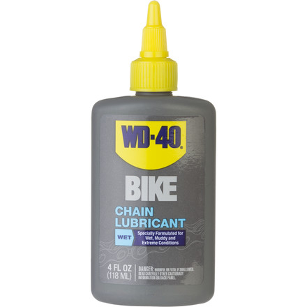 Bike Wet Lube WD-40