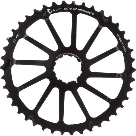 Wolf Tooth Components Giant Cog for Shimano