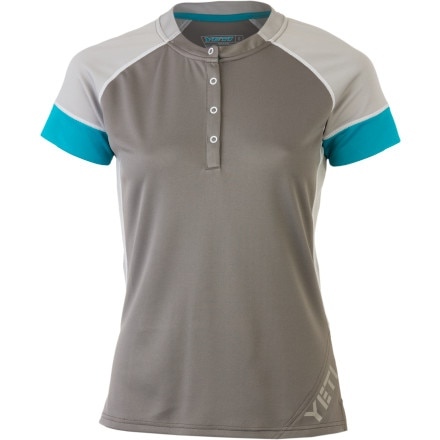 Yeti Cycles Monarch Jersey - Short-Sleeve - Women's