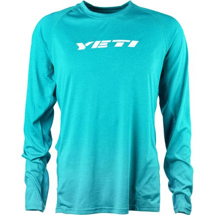 Tolland Long-Sleeve Jersey - Men's Yeti Cycles