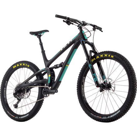SB5 Plus Carbon Eagle Complete Mountain Bike - 2017 Yeti Cycles