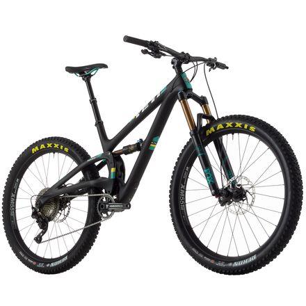SB5  Turq XT Complete Mountain Bike - 2017 Yeti Cycles