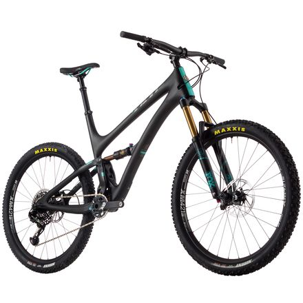 SB5 Turq X01 Eagle Complete Mountain Bike - 2017 Yeti Cycles