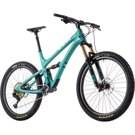 SB5 Turq XX1 Eagle Complete Mountain Bike - 2017 Yeti Cycles