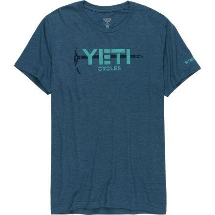 Ice Axe Ride Tee Short-Sleeve Jersey - Men's Yeti Cycles