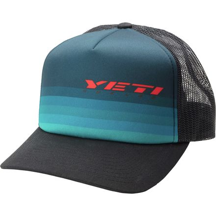 Yeti Ombre Foam Trucker Hat Yeti Cycles