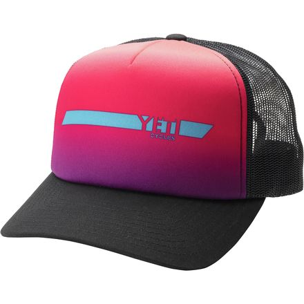 Yeti Dart Foam Trucker Hat - Women's Yeti Cycles