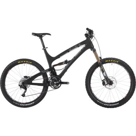 Yeti Cycles SB-66 Carbon Race 34 Complete Mountain Bike