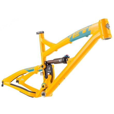Yeti Cycles SB-66 Mountain Bike Frame - 2013