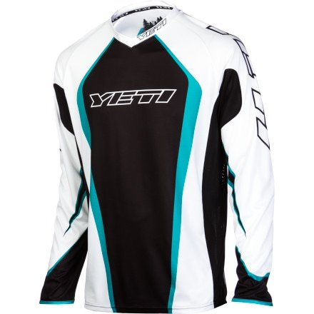 Yeti Cycles Dudley DH Long Sleeve Jersey
