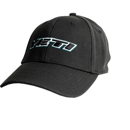 Yeti Cycles Corporate Logo Hat