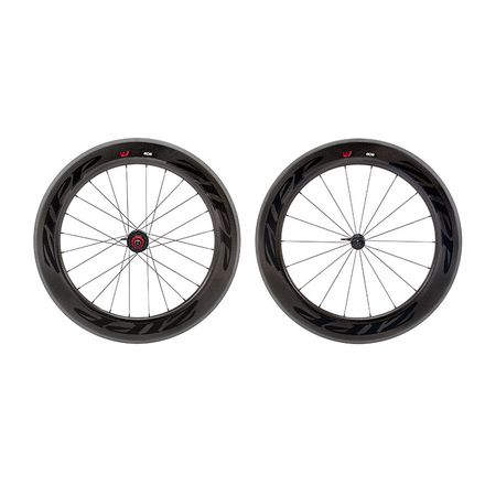 Zipp 808 Firecrest Carbon Road Wheelset - Clincher