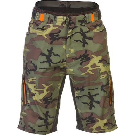 Ether Camo Short - Men's ZOIC