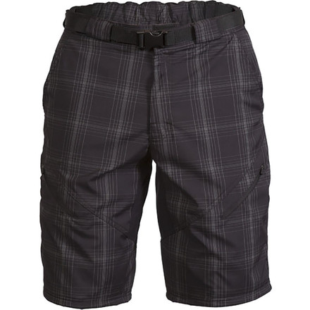 ZOIC Black Market Plaid Shorts - Men's
