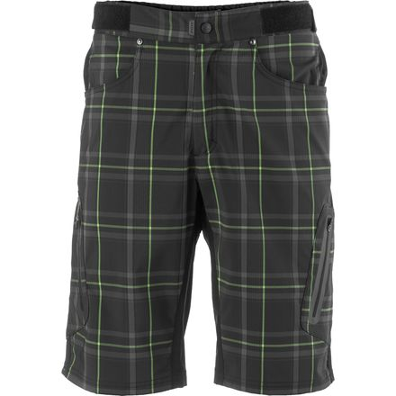 ZOIC Ether Plaid Shorts - Men's