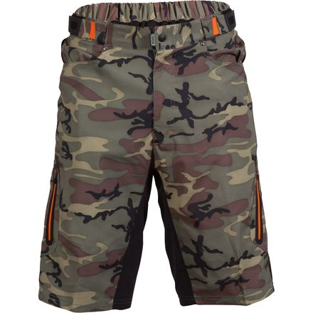 Ether Camo Short - No Liner - Men's ZOIC