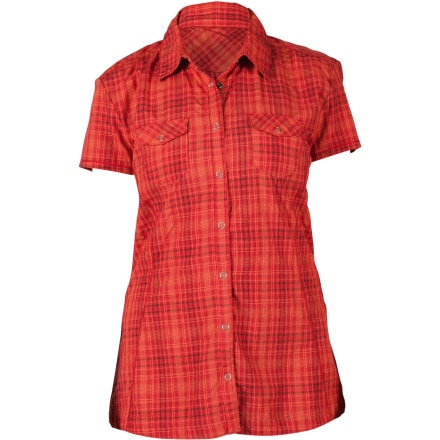 ZOIC Collins Plaid Women's Jersey