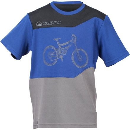 ZOIC CT Jr Bike Jersey - Boys'