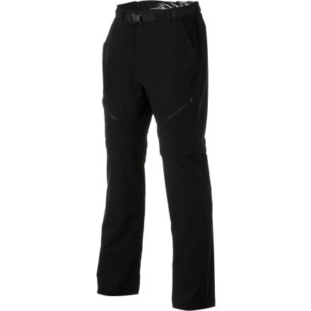ZOIC Black Market Convertible Quattro Pants