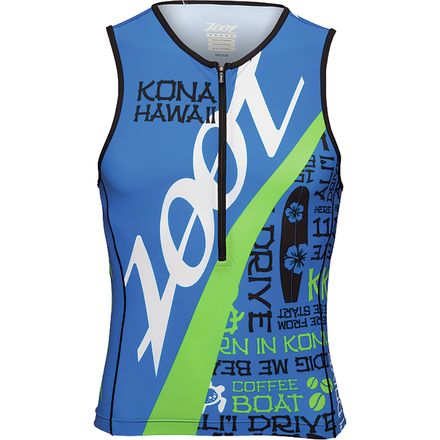 ZOOT Ultra Tri Ali'i Tank Top - Men's