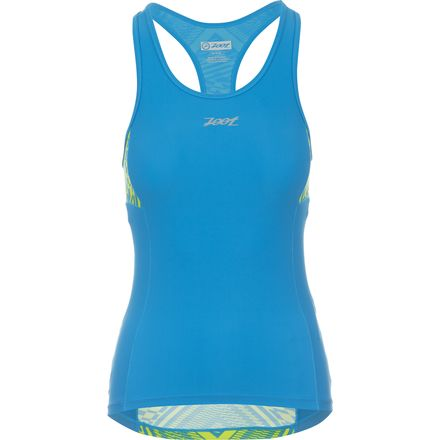 Performance Racerback Tri Tank Top - Women's ZOOT