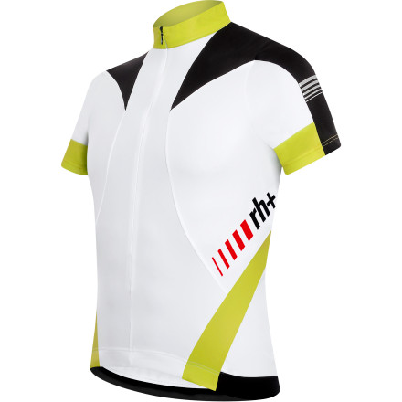 Zero RH + Vertex Jersey - Short-Sleeve - Men's