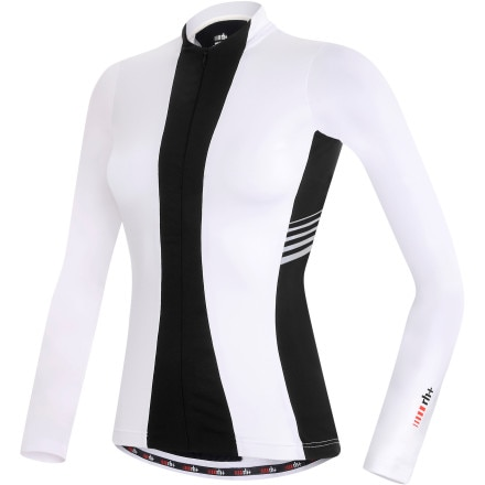 Zero RH + Stripe Full-Zip Jersey - Long-Sleeve - Women's