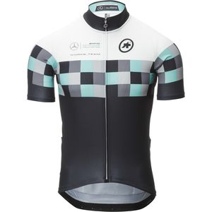 Assos SS.works_teamJersey_evo7 - Men's