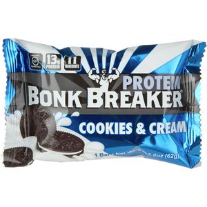 Bonk Breaker Energy Bars Protein Bar