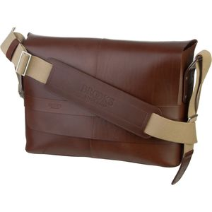 Brooks England Barbican Leather Messenger
