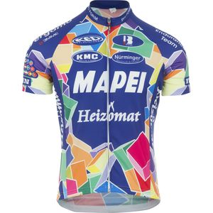 Biemme Sports Mapei Vintage Kit Jersey - Men's