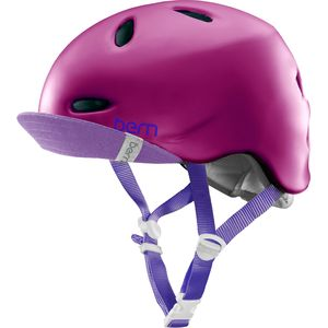Bern Berkeley Helmet with Visor - Women's