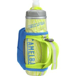 CamelBak Quick Grip Water Bottle with Podium ChillJacket - 21oz