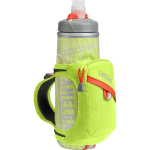 Quick Grip Water Bottle with Podium ChillJacket - 21oz