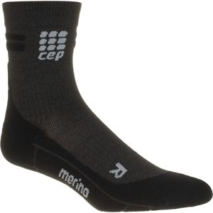 CEP Dynamic Plus Cycle Merino Short Sock - Men's