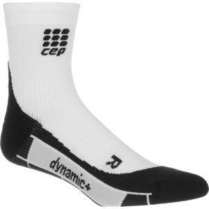Dynamic Plus Cycle Short Socks - Men's