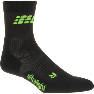 CEP Dynamic Plus Cycle Ultralight Short Socks - Men's