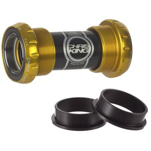 Chris King ThreadFit Bottom Bracket Package for Shimano Road